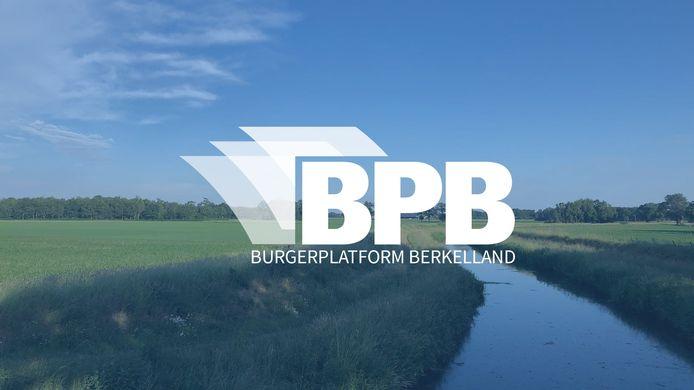 Het logo van het nieuwe Burgerplatform Berkelland.