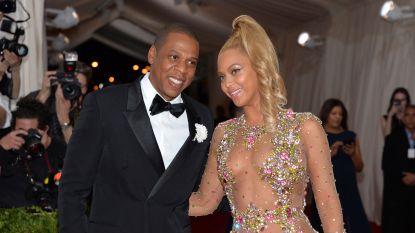 De tournee van Beyoncé en JAY-Z is een duidelijk symbool dat ze zijn overspel achter zich laten
