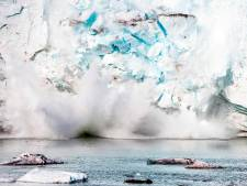 La fonte des glaces s'accélère à un rythme record