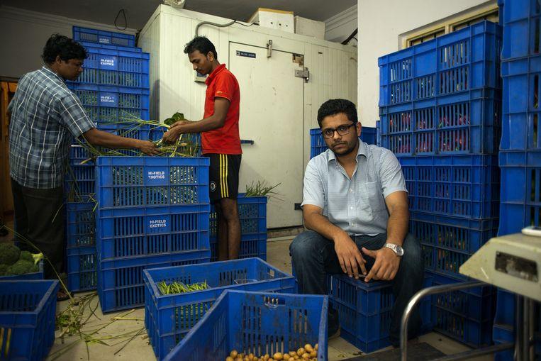 Rohan Devaiah, sportschoolhouder: 'we kunnen veranderen.' Beeld Arindam Mukherjee/Agency Genesis