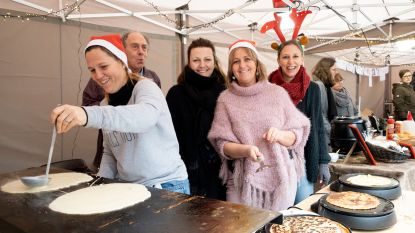 Kerstmarkt voor acht goede doelen aan Imeldaziekenhuis