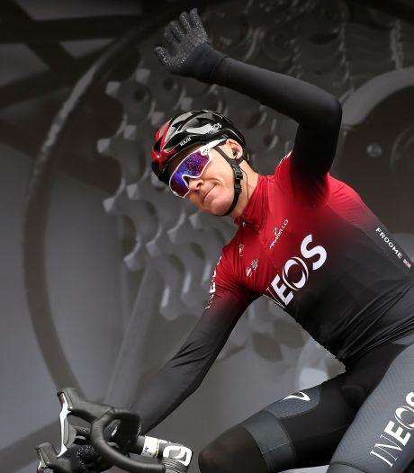 Chris Froome pourrait quitter Ineos avant le Tour de France