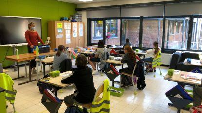 """Gemeenteschool Piramide draait proefdag met zesdejaars: """"Eindelijk mijn vriendjes weer zien"""""""