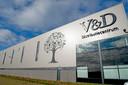 Het nieuwe V&D kent geen distributiecentrum, zoals het warenhuis voor het faillissement wél had.