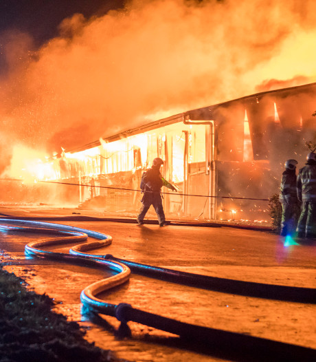 Brandweer heeft handen vol door droogte: dit waren de vijf heftigste branden van 2018