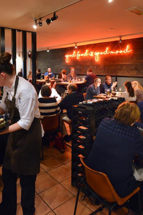 Restaurant Sal do Mar in Rhenen is een pareltje