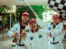 Het is ze gelukt: vriendengroep uit Krimpenerwaard wint Boedapest Rally