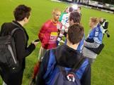 Hoek schakelt FC Lisse uit op historische avond