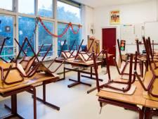 Bijna alle basisscholen plat door staking