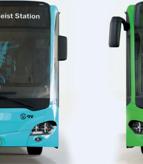 Busvervoer Utrecht gaat op de schop: lijnen verdwijnen en roze voertuigen op drukke trajecten