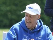 Jan Kampinga, oud-voorzitter van BIO: Tiny Henst (uit Veldhoven) had een blauwwit hart