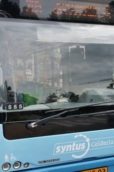 Arrestatie voor mishandelen buschauffeur in Voorthuizen