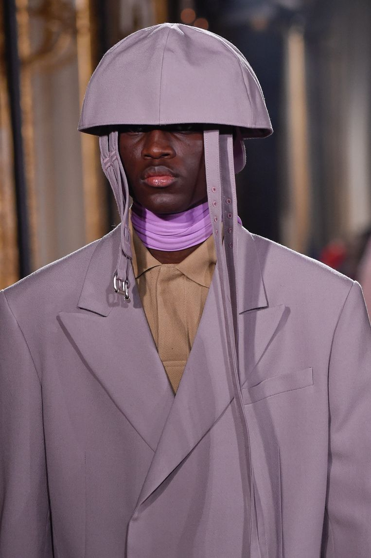 Raf Simons Beeld Getty Images