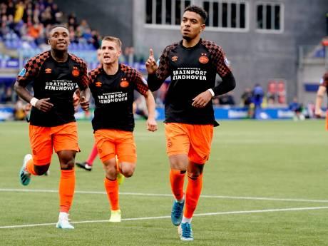 Van Bommel bevestigt terugkeer Malen, Hendrix en Bergwijn, Zoet tweede keeper