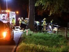 Vijf zwaargewonden door ongeluk; aantal slachtoffers komt uit Steenbergen