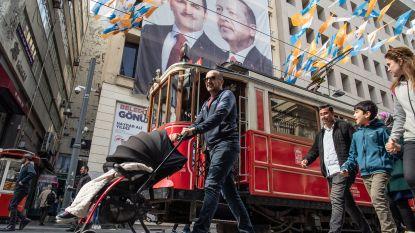 Partij van Erdogan vecht resultaat van verkiezingen in Istanbul en Ankara aan