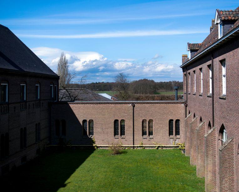 Het complex Nieuw Sion in Diepenveen waar in de toekomst jongeren maximaal een jaar kunnen wonen. Beeld