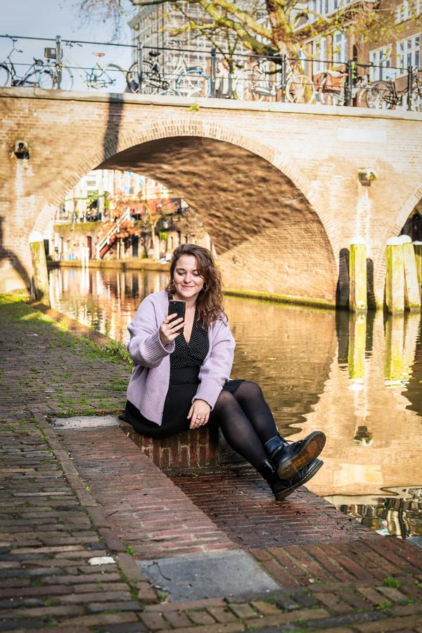 Emma Thies in Utrecht