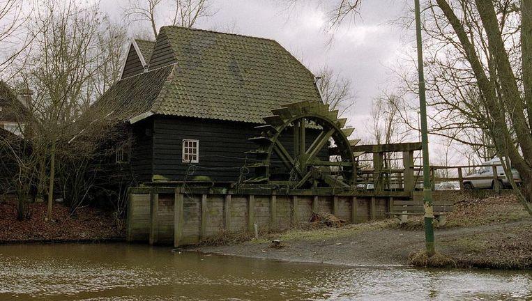 De Genneper Watermolen in Eindhoven. Beeld Harry Cock / de Volkskrant