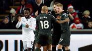 De Bruyne loodst City met goal naar fenomenaal record, Lukaku matchwinnaar voor United (al viert hij dat weinig uitbundig)