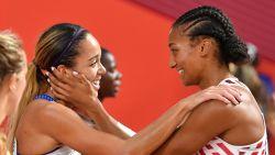 Geen mirakel op 800m: goud voor Johnson-Thompson, zilver voor Thiam - Van der Plaetsen eindigt 9de in tienkamp