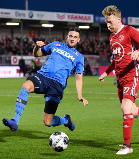 Dylan de Braal verruilt Helmond Sport voor FC Dordrecht