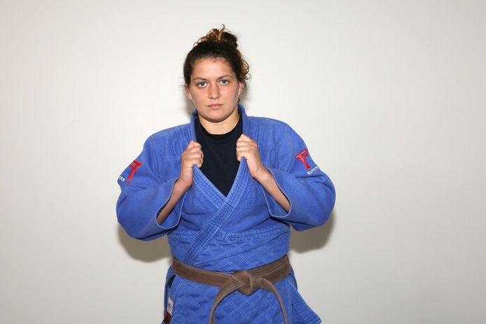24-09-2018: Judo: Ilona Lucassen: Papendal