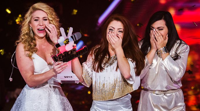 O'G3NE wint de finale van The Voice of Holland 2014.