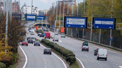 Met 50 kilometer per uur op E40 en A12: Brusselse snelwegen worden stadsboulevards