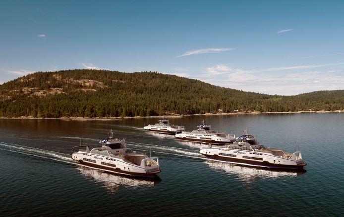 Het Canadese BC Ferries heeft bij Damen Shipyards vier nieuwe veerboten besteld.