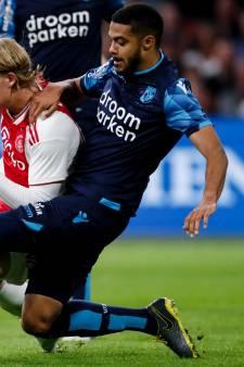 Vitesse mist Clarke-Salter tegen FC Groningen