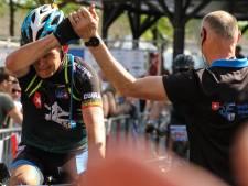 Foto van heroïsche prestatie van Rob Derks gaat heel Europa rond