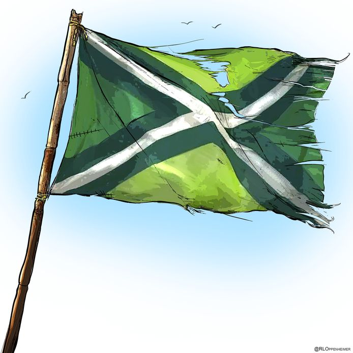 De Achterhoekse vlag.