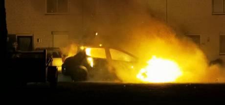 Opnieuw een autobrand in Nijmegen