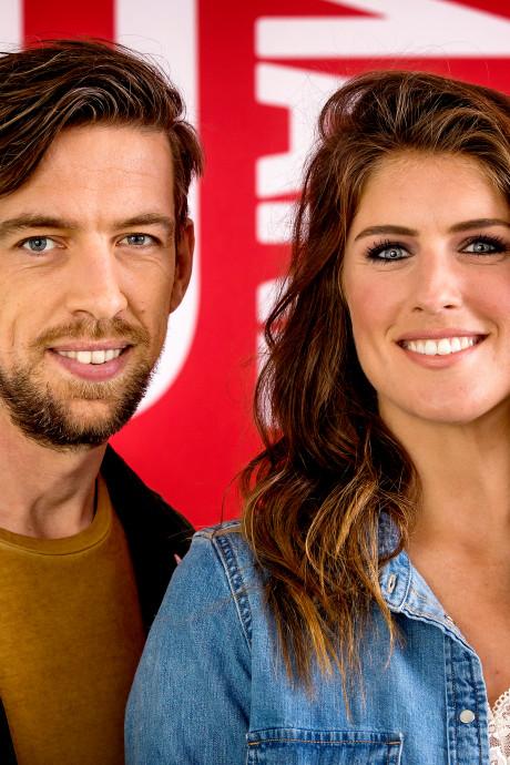 Ochtendshow Mattie en Marieke kanshebber Gouden RadioRing