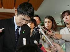 Japanse minister treedt af na ongepaste Fukushima-uitspraak