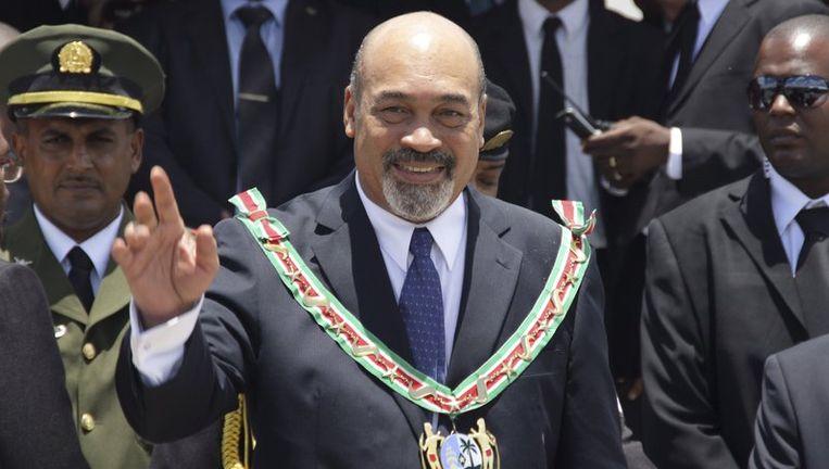 Desi Bouterse.