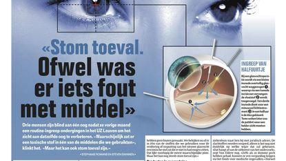 """UZ Leuven vindt oorzaak foutgelopen operaties niet: """"Zelfs wereldwijd advies gevraagd"""""""
