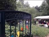 Overwoekerd Proosdijpark in Ede weer keurig aangeharkt