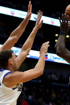 Round-up NBA: Cavs en Warriors winnen, scorefestijn bij Lakers