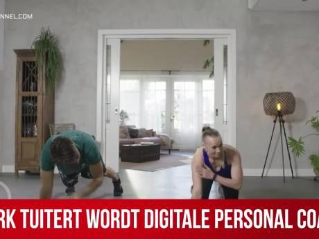 Oud-topschaatser Mark Tuitert wordt digitale personal coach