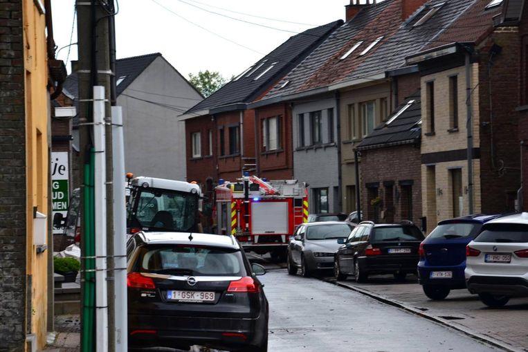 In de Achterstraat in Mere was er eveneens overlast.