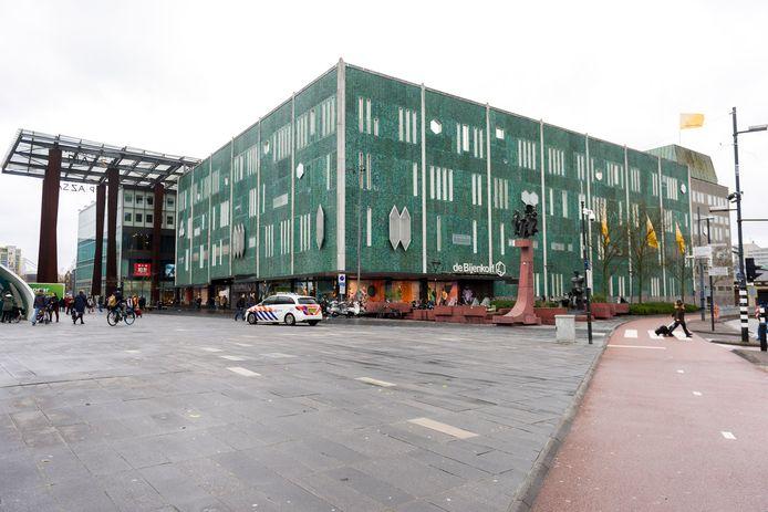 De Bijenkorf in Eindhoven.