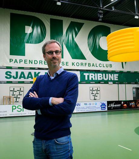 PKC-voorzitter Mooij radertje in geoliede machine: 'We willen topclub blijven die om de prijzen speelt'