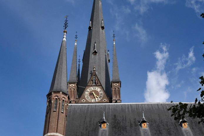 De Bonaventurakerk.