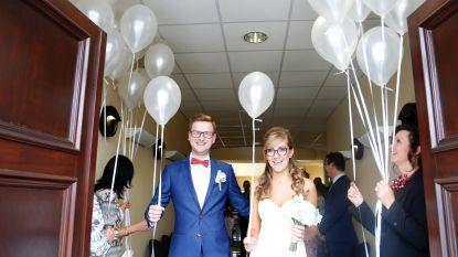 """Wetsvoorstel N-VA: """"Laat koppels trouwen waar hun hart ligt"""""""