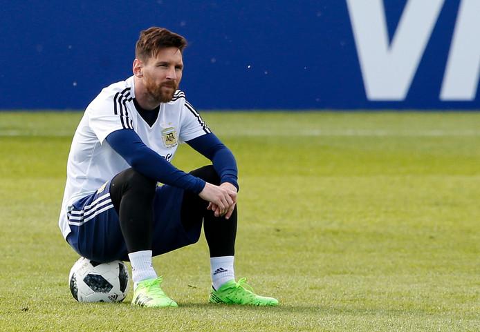 Lionel Messi, wordt dit zijn toernooi?
