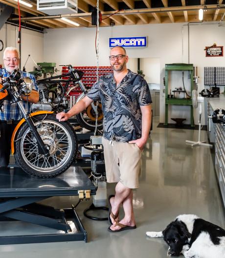 'Kleinste multinational ter wereld' werkt alleen met Ducati's