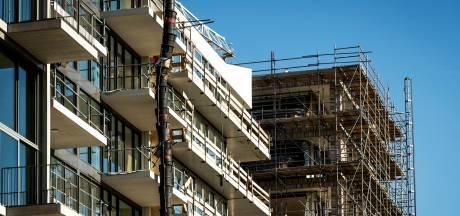 België bouwt steeds meer appartementen dan huizen, in Nederland is het andersom