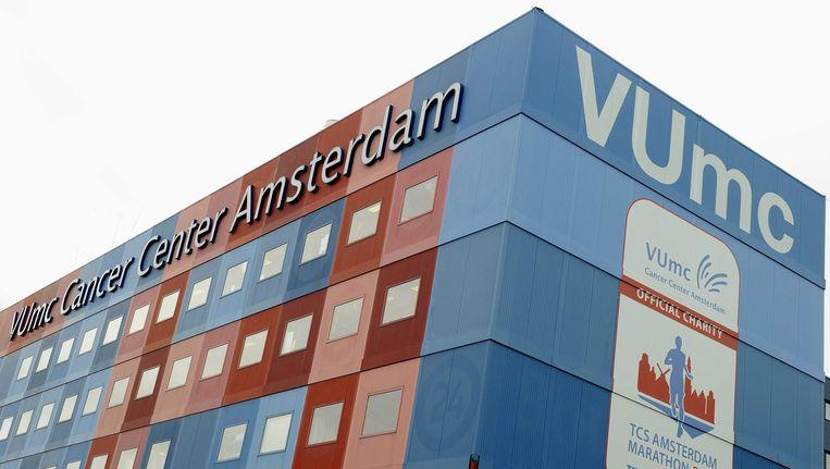 Het VUmc in Amsterdam Beeld null